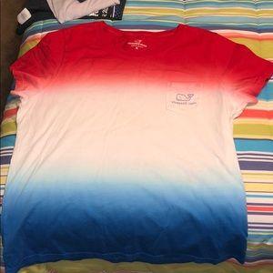 Barely worn Vineyard Vines Shirt Women's XL